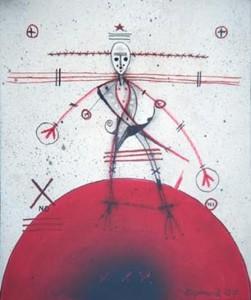 Raymond Wilson festménye