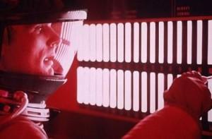 """Jelenet a """"2001 Ürodüsszea""""  című filmből"""