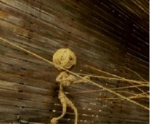 """Ülö Pikkov """"Testemlékezet"""" című animációs filmjéből (Forrás: http://www.tofifest.pl/en/program-2011/f/46)"""