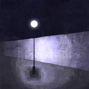 """Artificial Moon"" - Nacho Frades festménye"