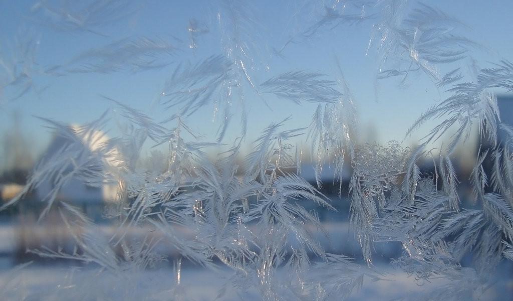 Jégvirágos ablak