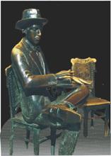 Pessoa szobor